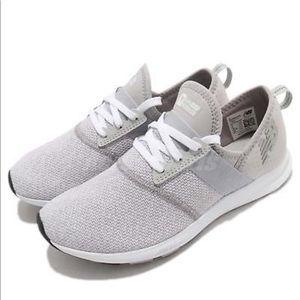 NWT New Balance Gray Sneakers 9 - WXNRGOH